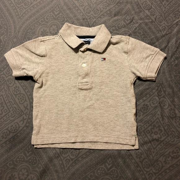 672921afa53 Tommy Hilfiger baby boys polo shirt. M_5ad34bf1daa8f6d44b5937ae